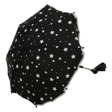 fillikid Sonnenschirm Star schwarz