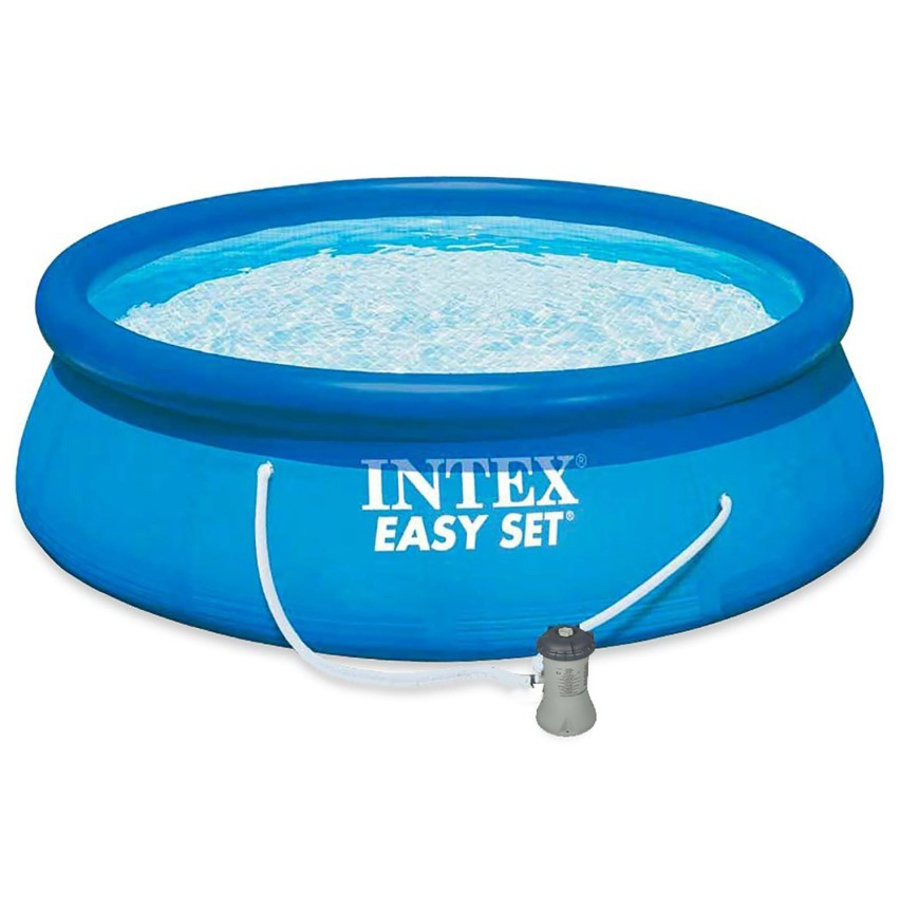 INTEX Piscine Easy Set, 396 x 84 cm