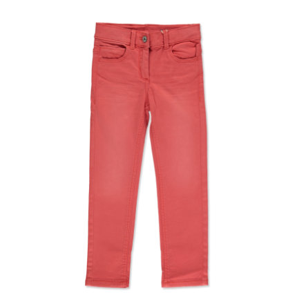 TOM TAILOR Girls Treggings plain red