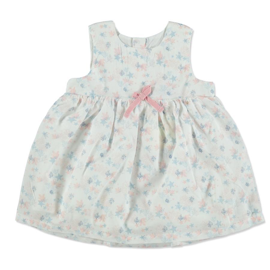 TOM TAILOR jurk met motiefprint Soft Clear White