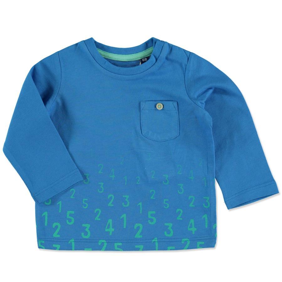 TOM TAILOR Långärmad tröja Medium Deep Sky Blue