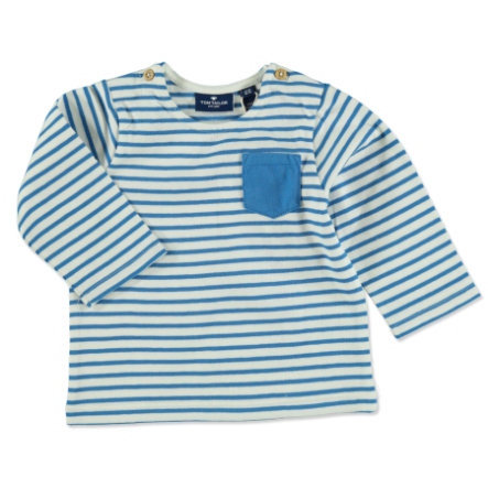 TOM TAILOR Boys Sweatshirt medium deep sky blue