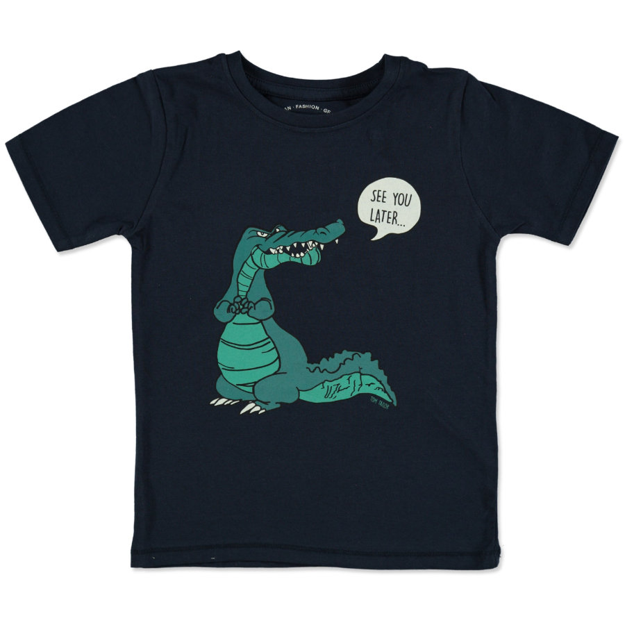 TOM TAILOR Boys T-Shirt marine