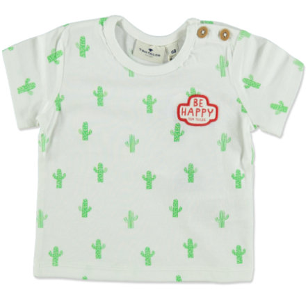 TOM TAILOR Boys T-Shirt weiß