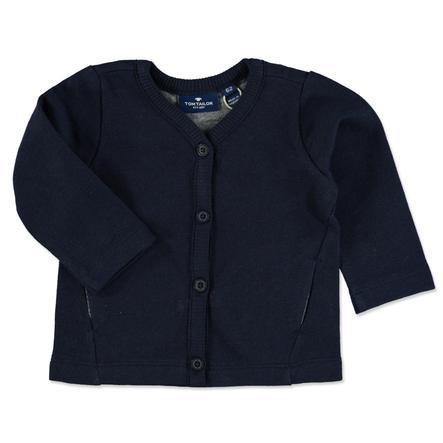TOM TAILOR Boys bluza bluza marynarki wojennej