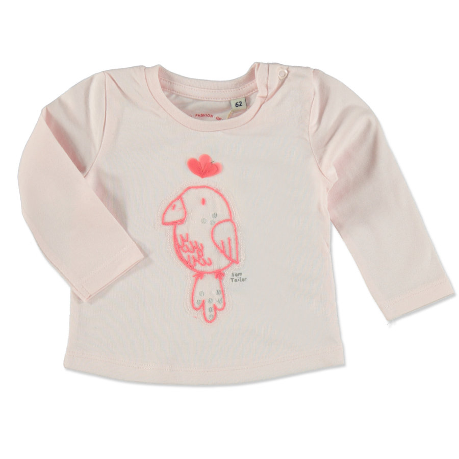 TOM TAILOR Girls T-Shirt rosa