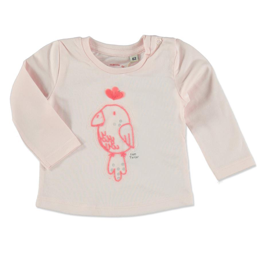 TOM TAILOR T-Shirt rosa