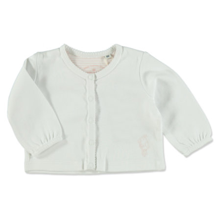 TOM TAILOR Girls Sweatjacke weiß
