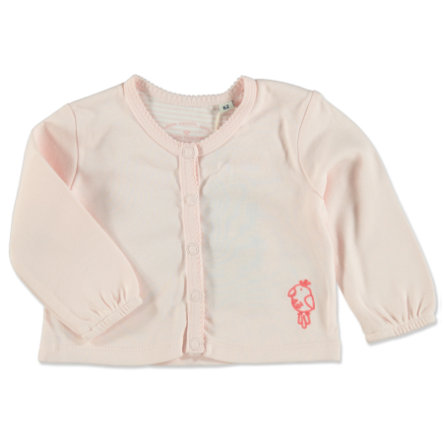 TOM TAILOR Girls Sweatjacke rosa