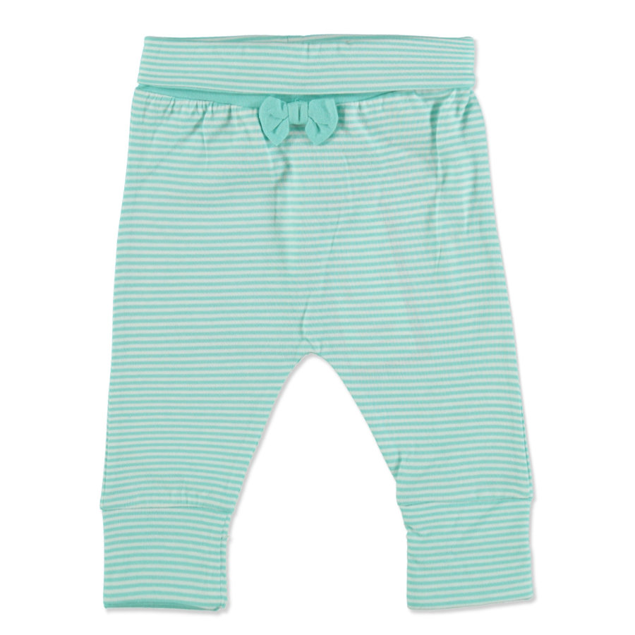 TOM TAILOR Girls Sweathose gestreift tropical fresh blue