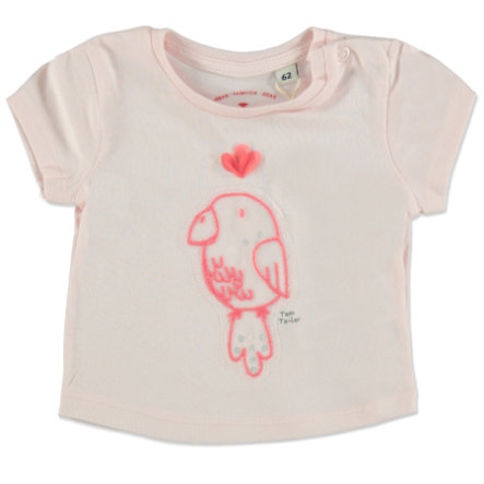 TOM TAILOR Girl s rose T-Shirt pâle