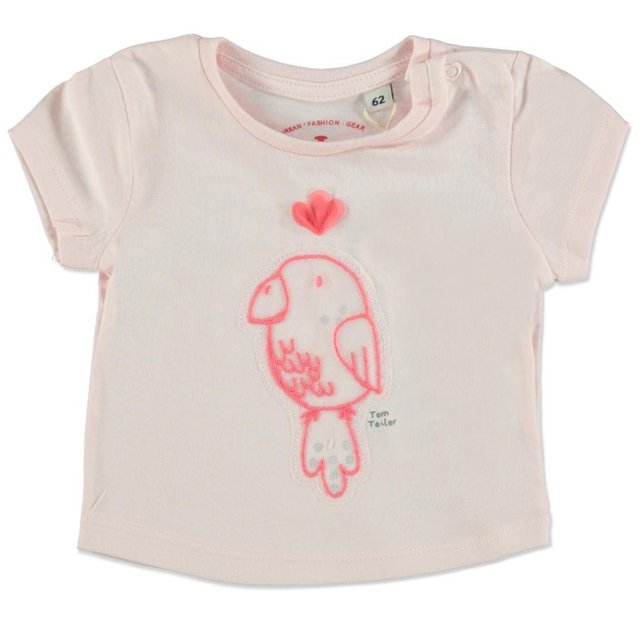 TOM TAILOR Girl s T-Shirt rustig roze