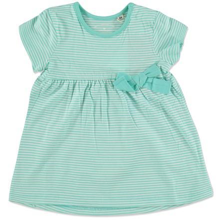 TOM TAILOR Girl sukienka tropikalna świeża niebieska