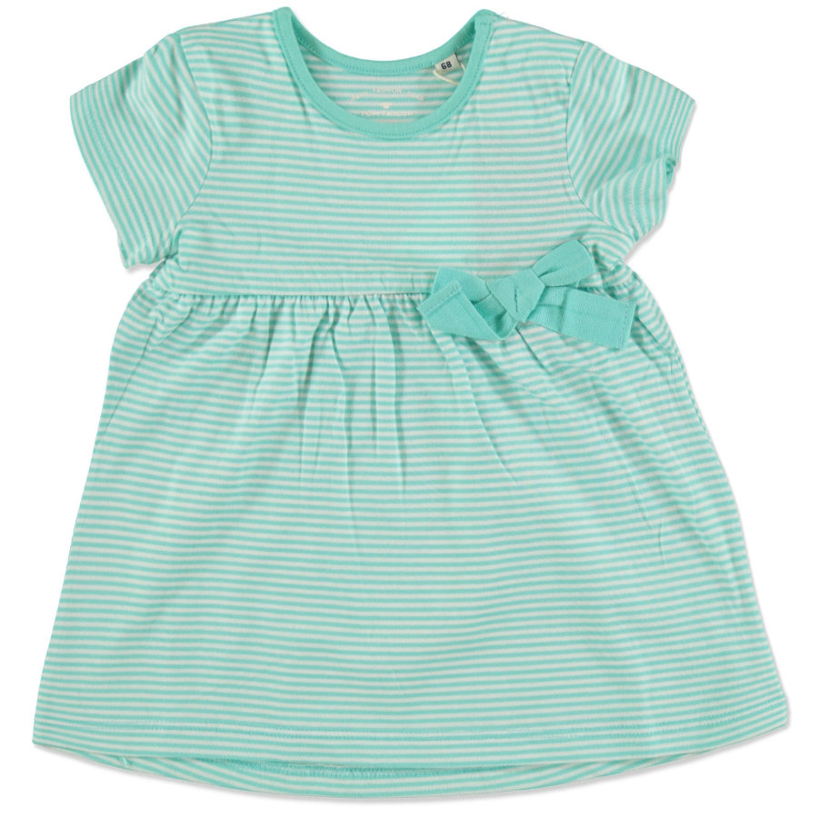 TOM TAILOR Girls Kleid tropical fresh blue