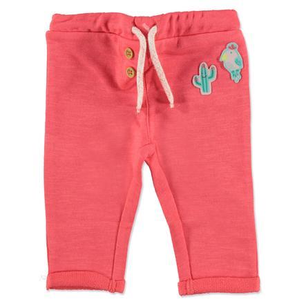 Pantalon de survêtement TOM TAILOR Girl en corail flashy