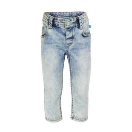 ran ! Girl s jeans blue denim