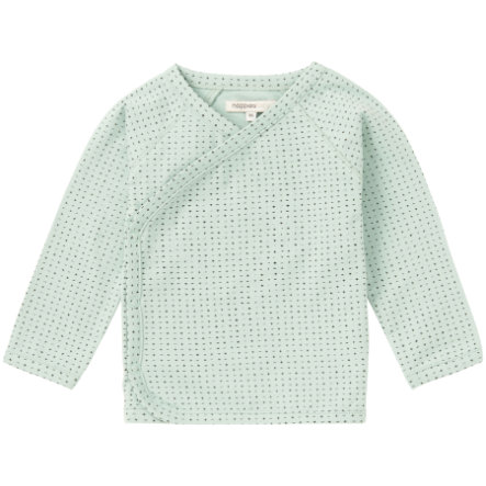 noppies Langarmshirt Guilford Grey Mint