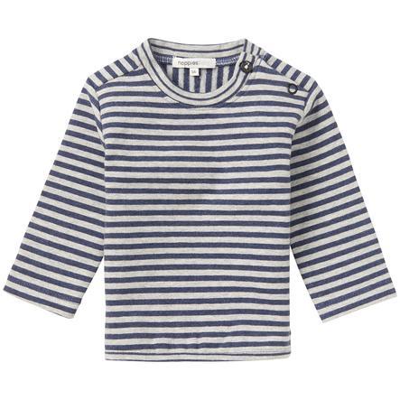 noppies Sweatshirt Glenarde Indigo Blue Melange