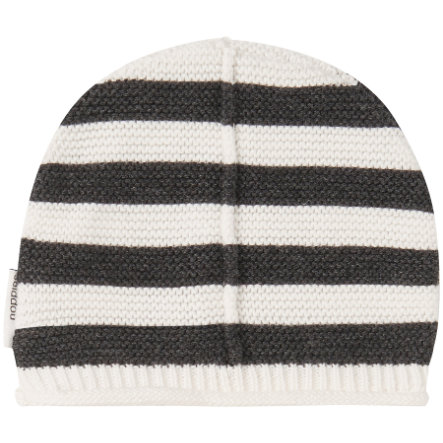 noppies Newborn Gorra Gantt Charcoal Melange