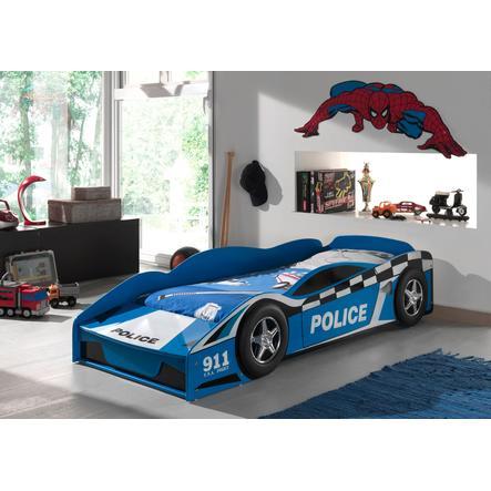 VIPACK dětská postel Police Car