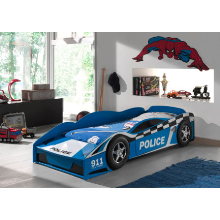VIPACK Letto Police Car