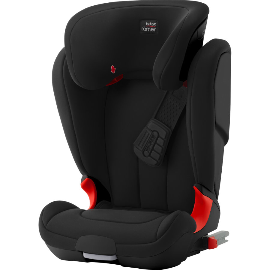 Britax Römer Car Seat Kidfix XP Black Series Cosmos Black