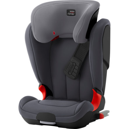 Britax Römer Autostoel Kidfix XP, Black Series Storm Grey