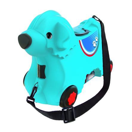 Big Bobby Trolley odrážedlo modré