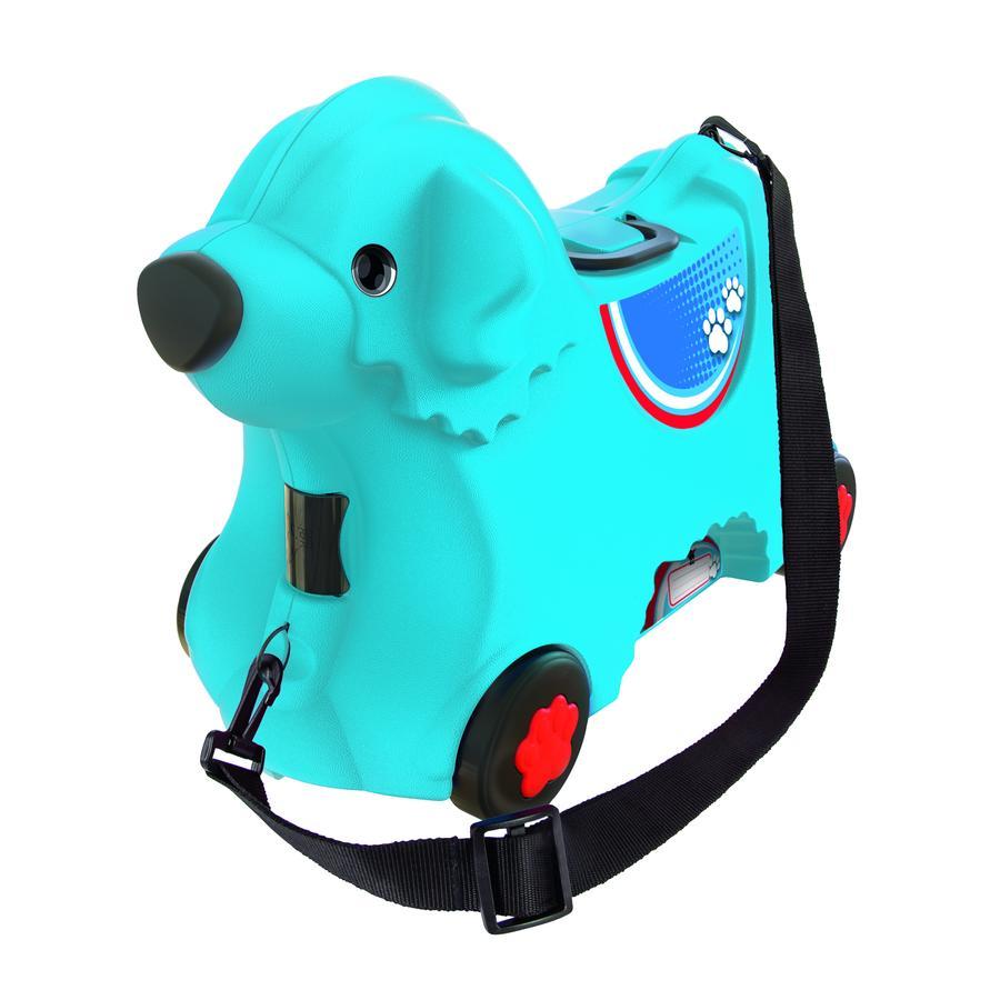 BIG Bobby Trolley, blå