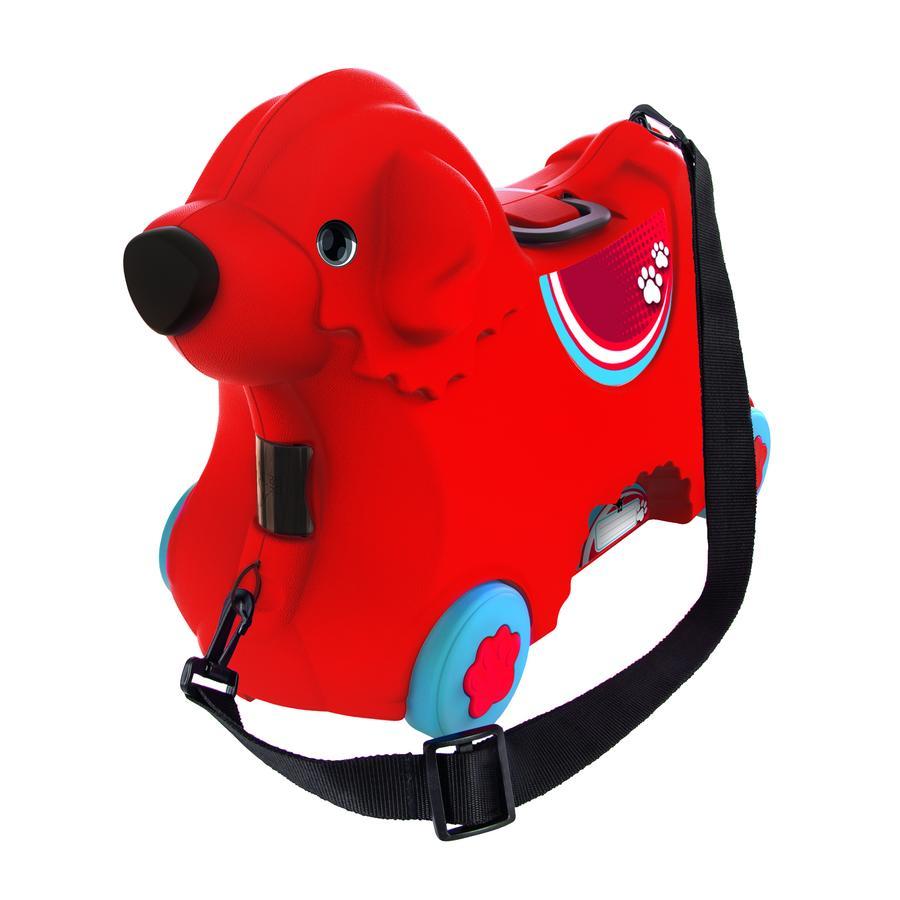BIG Bobby Trolley, rød