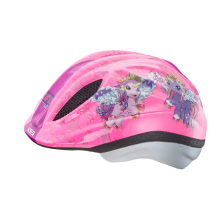 KED Casque de vélo enfant Meggy Original Filly T. S/M, 49-55 cm