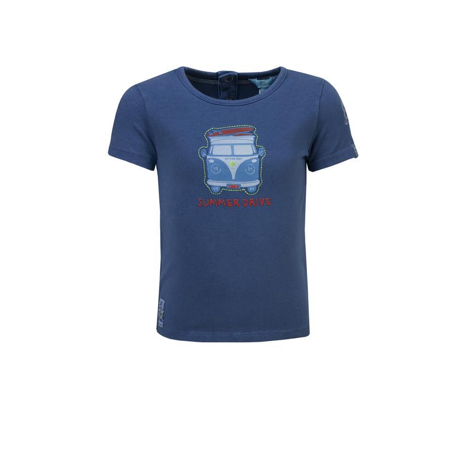 løp! T-skjorte for gutter blå