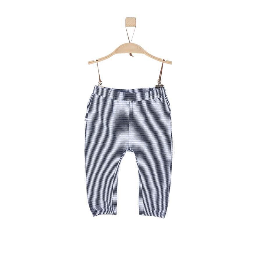 s.Oliver Girl s pantalones rayas azul oscuro