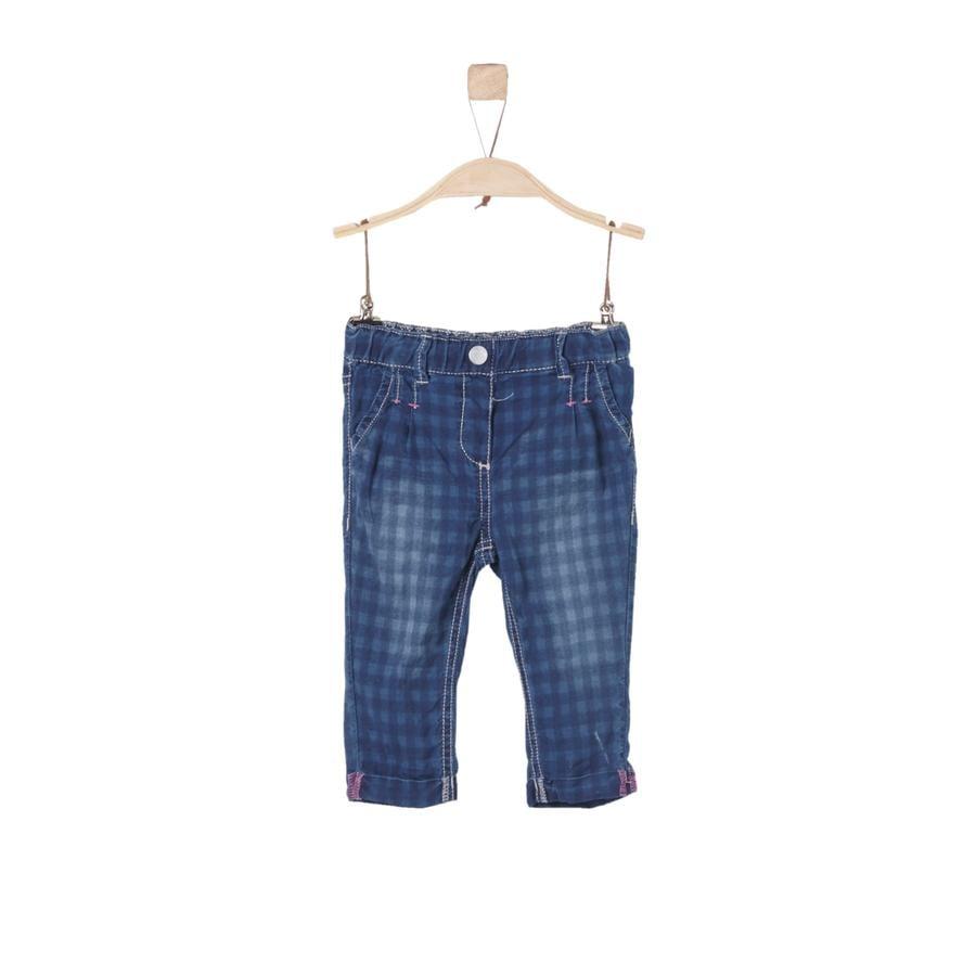 s.Oliver Girl Jeans blu denim regolare