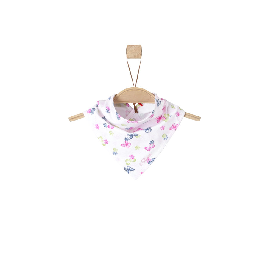 s.Oliver Girls Dreieckstuch light pink