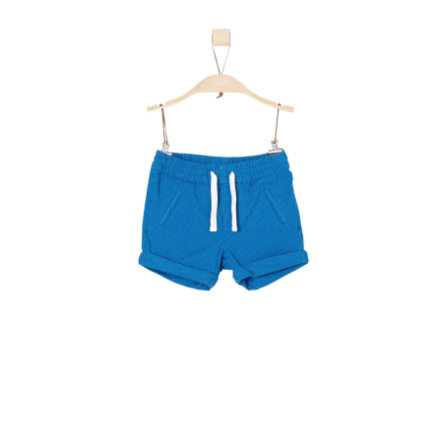s.Oliver Boys Sweatshorts blue stripes