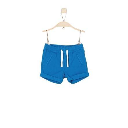 s. Oliver poikien Sweat -shortsit sinisiä raitoja