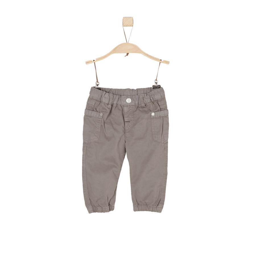 s.Oliver Boys Spodnie szare