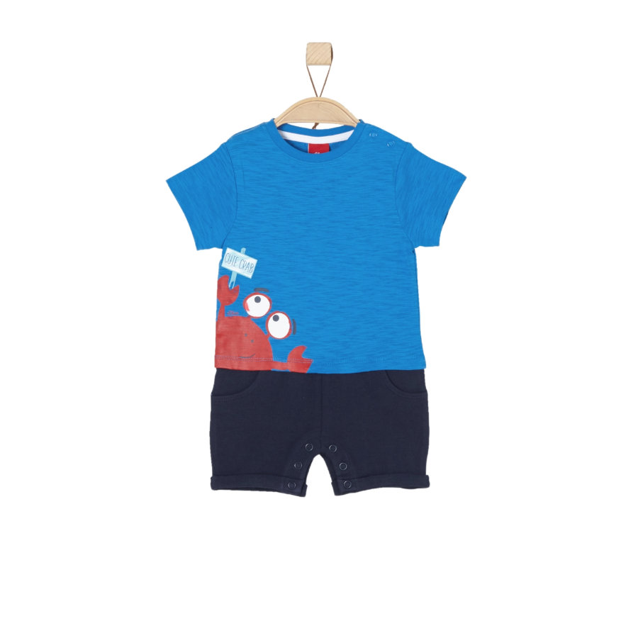 s.Oliver Boys Totaal blauw
