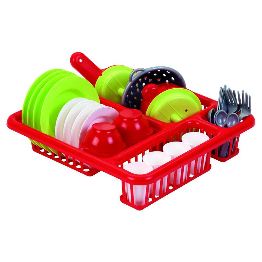 ECOIFFIER Set de vaisselle