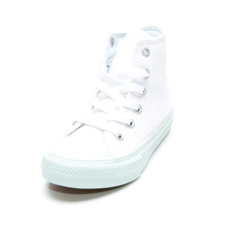 CONVERSE Halbschuh Hi White Fiberglass mint