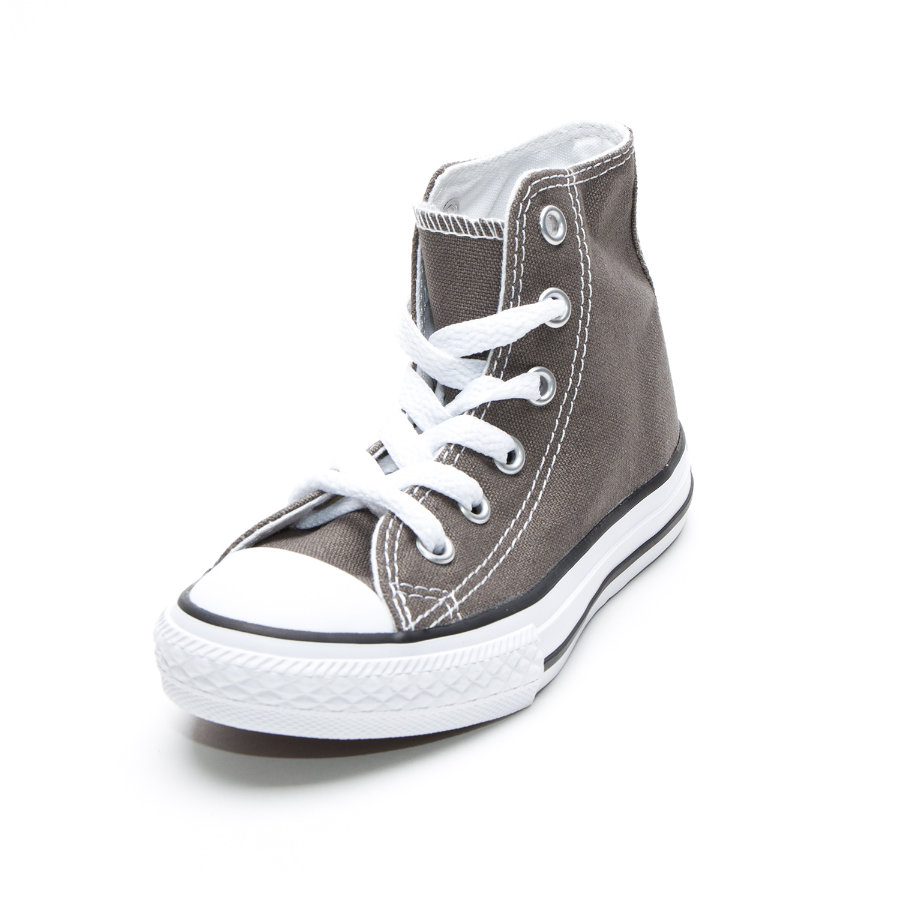 CONVERSE Low Shoe CT High anthracite brun foncé
