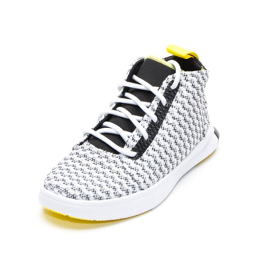 CONVERSE Chaussure Easy Ride Mid noir/jaune frais