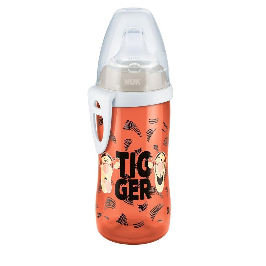NUK Trinkflasche Active Cup Tigger 300 ml mit Trinktülle