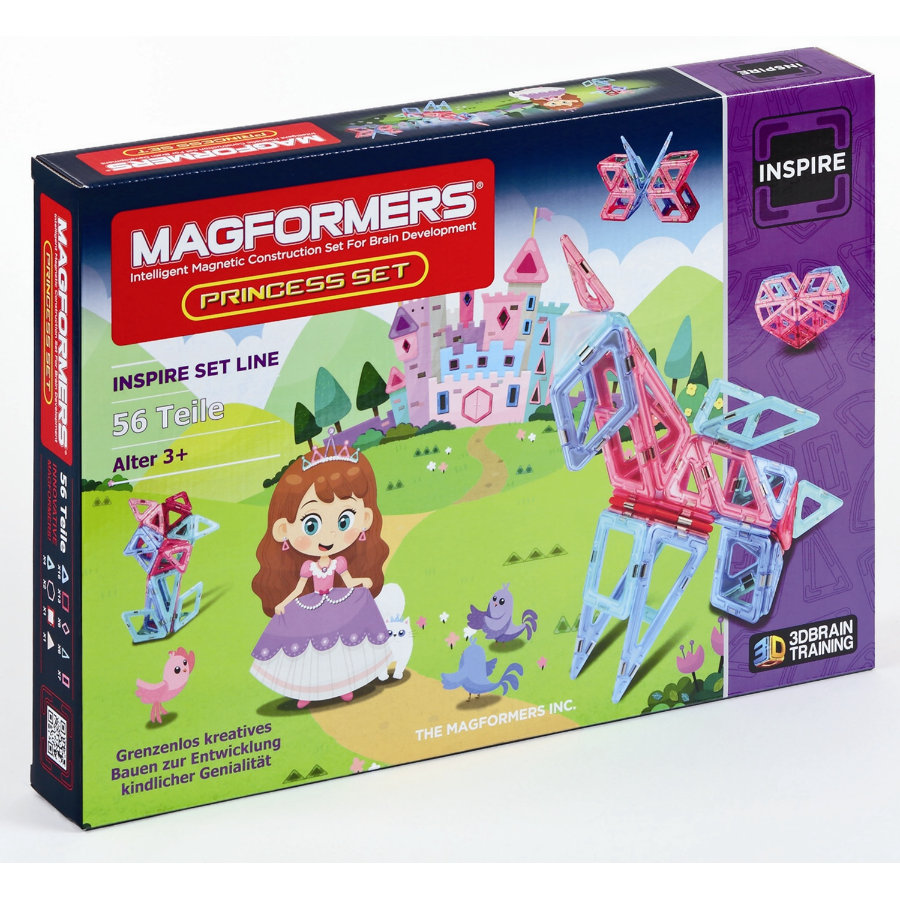 MAGFORMERS® Princess Set 56