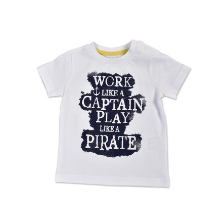 BLUE SEVEN T-Shirt vit pirat
