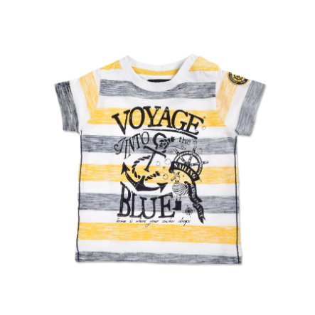 BLUE SEVEN Boys T-Shirt Voyage gelb gestreift