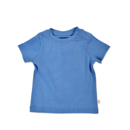 BLUE SEVEN Basic T-Shirt blau