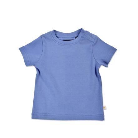 BLUE SEVEN Básico T-Shirt azul
