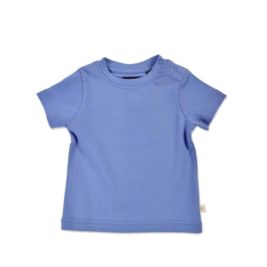 BLUE SEVEN Niebieski kolor podstawowy T-Shirt